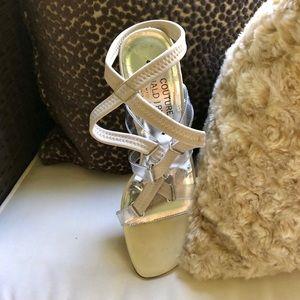 Donald J. Pliner Shoes - Donald J Pliner Couture Vintage Strappy Heels
